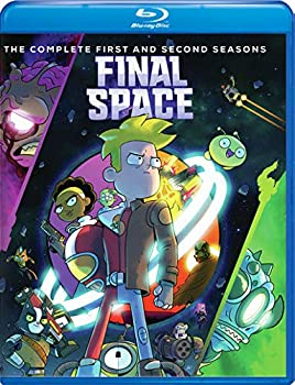 Final Space  The Complete First and Second Seasons  BD  MOD  [Blu-ray]