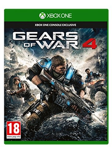 Xbox1 Gears of War 4 (Includes Gears of War Collection - 1+2+3+Judgment) (Eu)