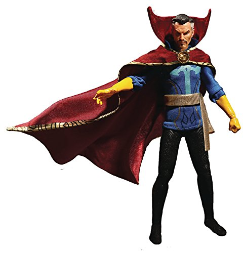 Mezco Toys One: 12 Collective: Marvel Doctor Strange Action Figure, Multi, 6 Inches (APR178082) image