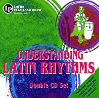 LP (ラテンパーカッション) LPV110CD ラテンリズム UNDERSTANDING LATIN RHYTHMS(2CD+BOOK)