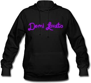 ZF FZ Demi Lovato DIY Logo Hoody Hooded Sweatshirt for Women 2016