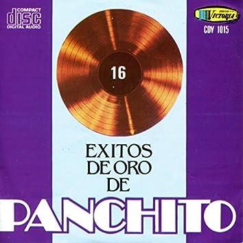 16 Grandes Exitos De Panchito