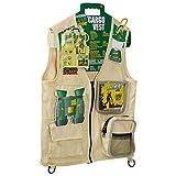 Backyard Safari Cargo Vest Kids Outdoor Activity