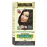 Best Organic Hair Dyes - Indus Valley 100% Botanical 100% Organic Dark Brown Review