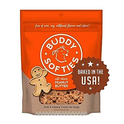 Buddy Biscuits Original Soft & Chewy w/Peanut Butter - 20oz. (17502)