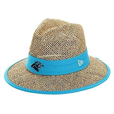New Era Men's NFL Natural On Field Training Camp Straw Hat