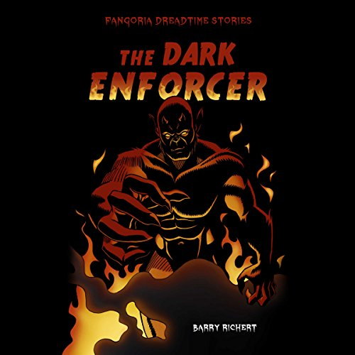 The Dark Enforcer audiobook cover art
