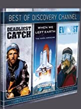 Best of Discovery Channel (3 Series) - 9-DVD Box Set ( Deadliest Catch / When We Left Earth: The NASA Missions / Everest: Beyond the Limit ) [ NON-USA FORMAT, PAL, Reg.2 Import - Netherlands ]