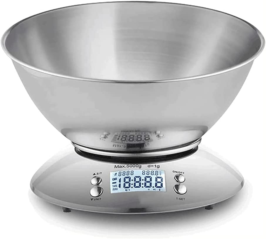 Kitchen scale Food Scale Gorgeous Indefinitely Small Household Steel Stainless