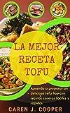 LA MEJOR RECETA TOFU: Aprenda a preparar un delicioso tofu hoy con recetas caseras fáciles y rápidas