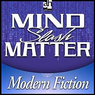 Mind Slash Matter audiobook cover art
