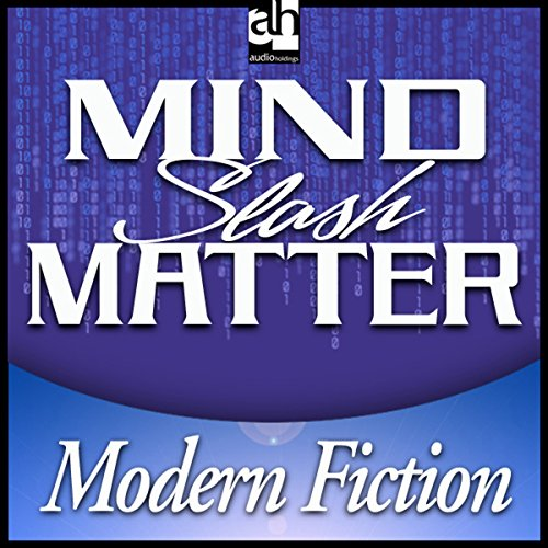 Mind Slash Matter audiobook cover art