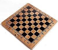 チェスセットゲーム旅行大人キッズボードチェスセット、チェスセット折りたたみ木製国際チェスセットピースセットボードeおかしいeチェスマンコレクションポータブルボード旅行ゲーム