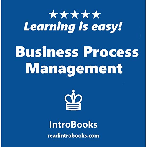 Business Process Management audiobook cover art
