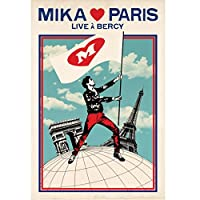 Mika Love Paris: Live a Bercy / [DVD]