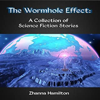 The Wormhole Effect audiobook cover art