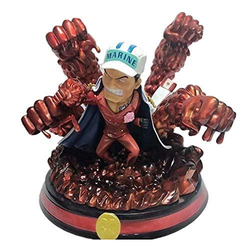 One Piece Anime Figure Akainu Sakazuki Action Figure 21cm