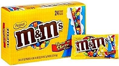 M&M Peanut King Size - 24 ct.