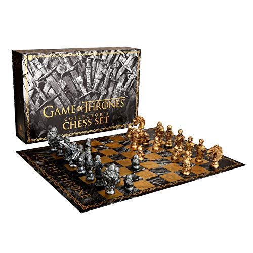 Générique Game of Thrones - Jeu d'échecs Collector