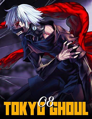 Tokyo: Ghoul manga books Box Set 8 full Collection KIDS BOYS GIRLS WOMEN MEN FAN (English Edition)