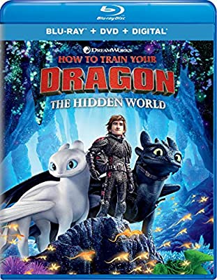 How to Train Your Dragon: The Hidden World [Blu-ray]