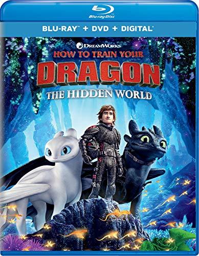 How To Train Your Dragon: Hidden World (2 Blu-Ray) [Edizione: Stati Uniti]