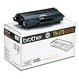 TN-670 Brother HL-6050D Tóner