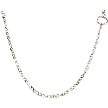 Clip Three Strands Pants KeyChain Biker Link  Hip Hop Jewelry Wallet Chain Belt