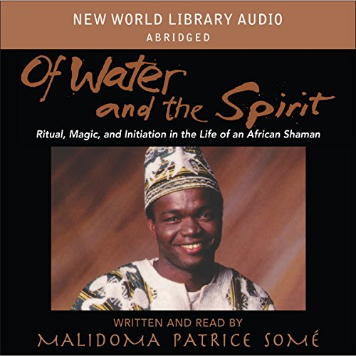 Of Water and Spirit audiobook cover art