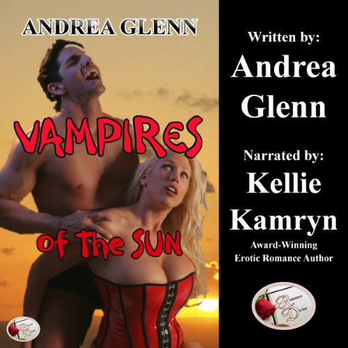 Vampires of the Sun audiobook cover art