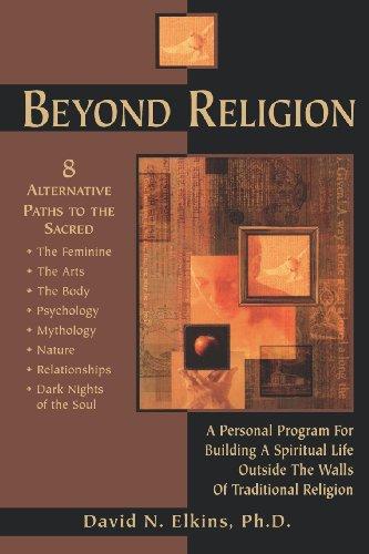 مذهب کان ٻاهر: روايتي مذهب جي ديوارن کان ٻاهر روحاني زندگي اڏڻ لاءِ هڪ ذاتي پروگرام