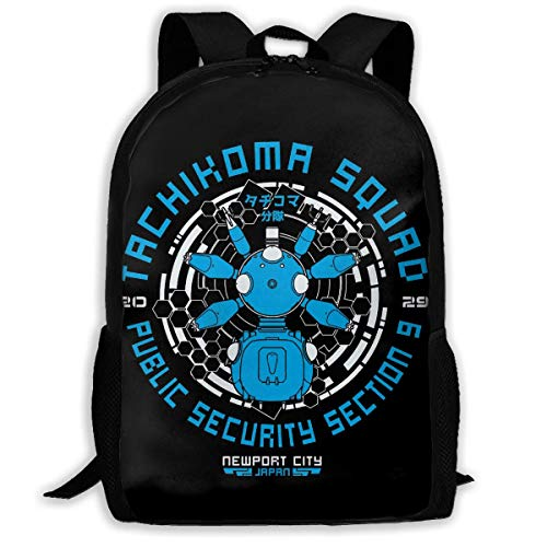 XCNGG Combat Tank Squad School Bag Teenager Casual Sports Backpack Men Women Student Travel Hiking Laptop Backpack