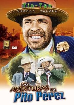 DVD Las Aventuras de Pito Perez [Spanish] Book