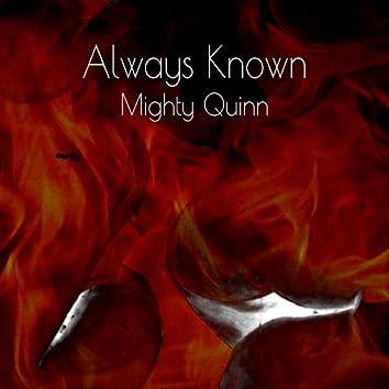Always Known