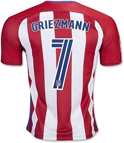 NIKE Men´s Dry Atlético de Madrid Stadium Jersey - Camiseta De La 1ª Equipación Atético De Madrid 2016-2017 Hombre