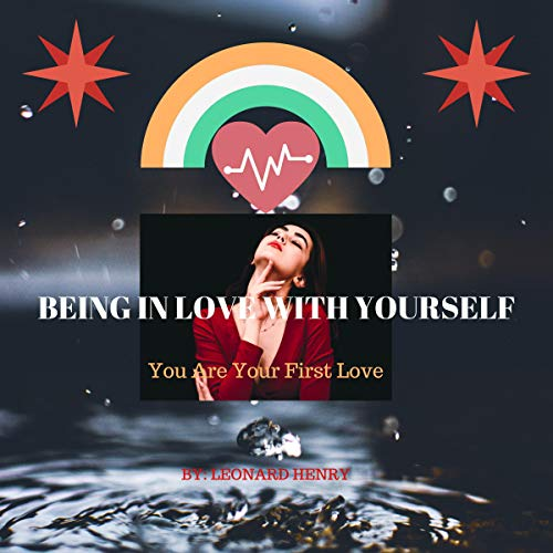 Being in Love With Yourself audiobook cover art