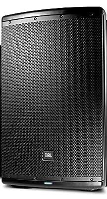 """JBL EON615 Portable 15"""" 2-Way Multipurpose Self-Powered Sound Reinforcement (Renewed) by JBL"""