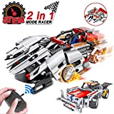 To boost creativity-Remote Control Racer Learning Kits Review