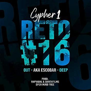 Cypher 1 - Reto #16