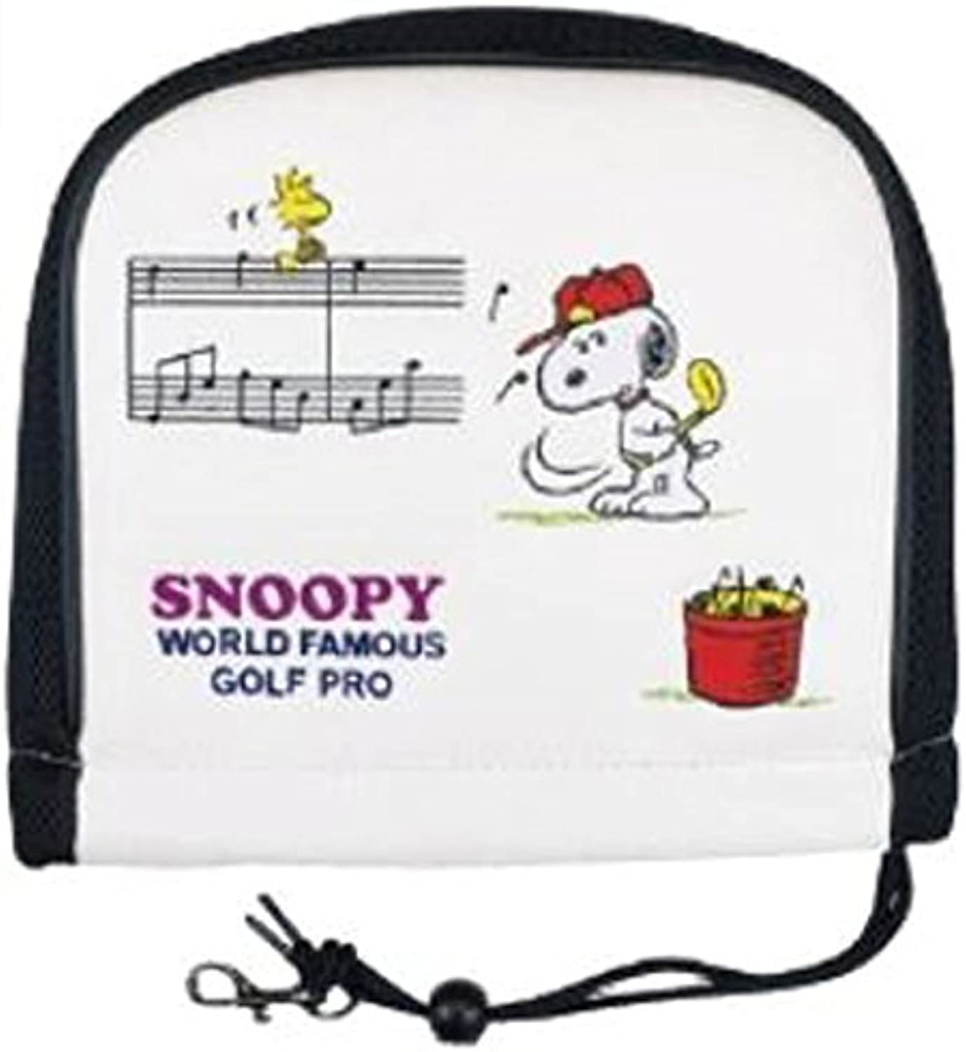 Light (LITE) Snoopy Lessons Iron Cover H-156