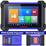 Autel MaxiIM IM608 Top Key Programming Bi-Directional Scan Tool with IMMO & XP400 Key Programmer and J2534 VCI, All System Diagnostic Tool with EPB, DPF, SAS, Oil Reset, TPMS, BMS(US ONLY)