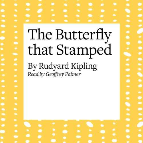 『The Butterfly that Stamped』のカバーアート