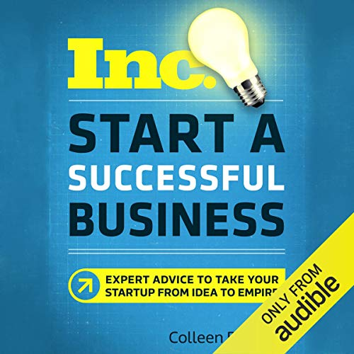 Start a Successful Business (Inc. Magazine) audiobook cover art