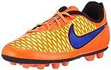 Nike Magista Ola FG-R, Botas de fútbol Niñas, Naranja-Orange (Ttl Orng/PRSN Vlt-LSR Orng-HYP 858), 33.5 EU