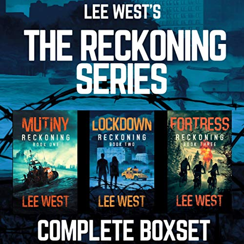 The Reckoning Series Complete Boxset (Books 1-3): A Post Apocalyptic-Dystopian EMP Attack Thriller Titelbild