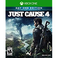 Just Cause 4 Day One Limited Edition for Xbox One by Square Enix