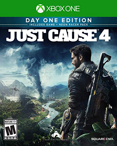 Just Cause 4 for Xbox One [USA]