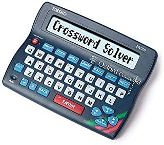 Seiko ER3700 Electronic Oxford Crossword Solver Dictionary Spellcheker Thesaurus Good Quality for Everyone Fast Shipping Ship Worldwide