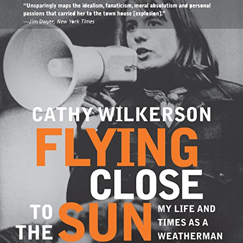 Flying Close to the Sun audiobook cover art