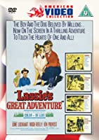 Lassie's Great Adventure / Dvd Movie (Video To Dvd Conversion)